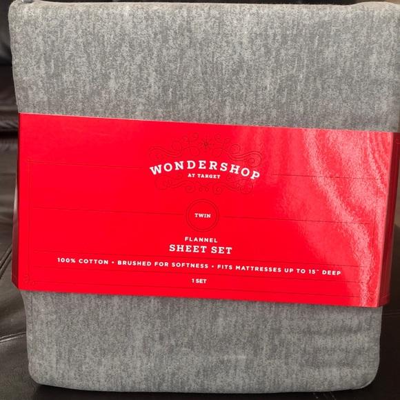 Target Bedding Flannel Sheet Set Poshmark